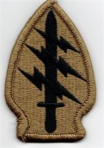OCP SPECIAL FORCES GROUP  UNIT PATCHES