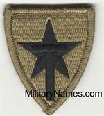 OCP TEXAS STATE Patches WITH Hook Fastener