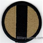 OCP U.S. ARMY TRAINING & DOCTORINE COMMAND - TRADOC UNIT PATCHES