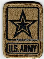 OCP U.S. ARMY STAR LOGO PATCHES