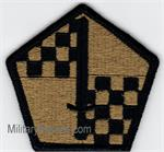 OCP U.S. MILITARY ENTRANCE PROCESSING COMMAND PATCH
